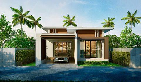 ขายบ้านเดี่ยวใหม่อ่าวนาง กระบี่ พร้อมสระว่ายน้ำ ให้เลือก ราคาถูกมาก เริ่มต้น เพียง 2.9 ล้าน