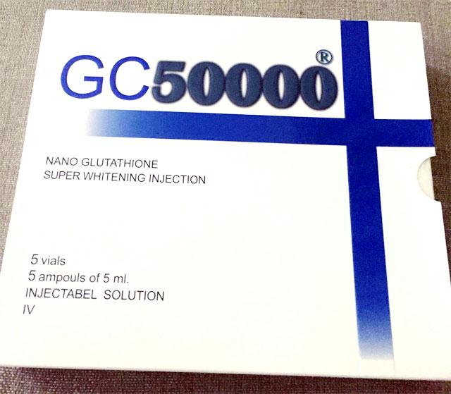 ขายGC50000กลูต้า