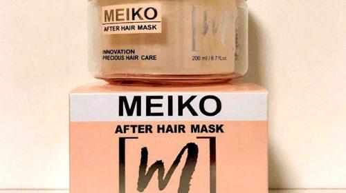 อาฟเตอร์แฮร์มาร์คบำรุงเส้นผมจากญี่ปุ่น เหมยโก้ ครีมหมักผมเคราติน อาฟเตอร์แฮร์มาร์ค ครีมหมักผม จากญี่ปุ่น Meiko After Hair Mask