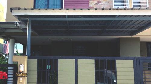 ขายถูกร็อคการ์เด้นแอร์พอร์ต ชื่อ โครงการบ้านร็อคการ์เด้นแอร์พอร์ต สุวรรณภูมิ เฟส2 ขายถูกกู้ได้สูง กู้ได้เต็ม