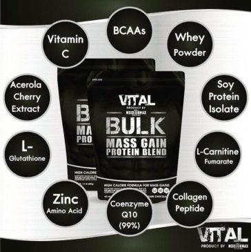 เวย์โปรตีนมีจำหน่ายที่ Shopee เวย์โปรตีนสูตรเพิ่มน้ำหนักเพิ่มมวลกล้ามเนื้อ ส่งฟรี
