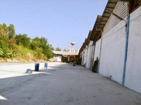 Warehouse for rent at Bangna-Trad Near Suvarnabhumi international