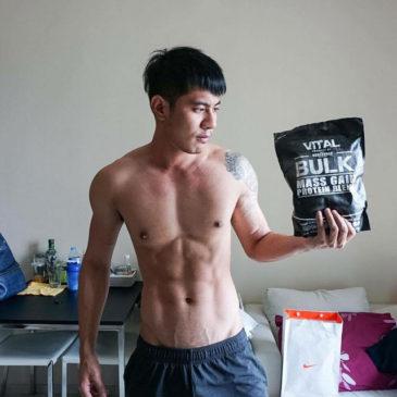 Whey Protein วิธีกินเวย์เพิ่มน้ำหนัก