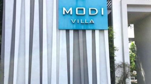 ขายบ้านTownhome Modi Villa บางบัวทอง ราคา 2,250,000 บาท  ขายถูกกู้ได้สูง