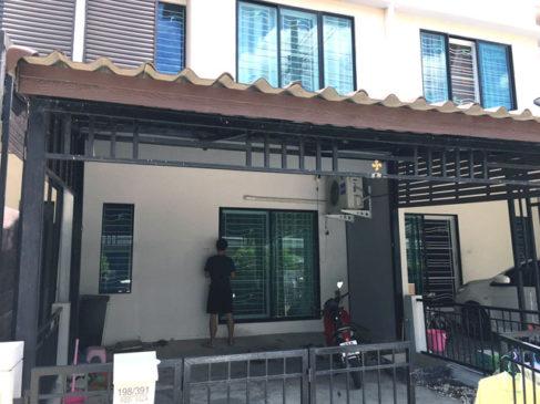 ขายบ้านtownhome-modi-villa-บางบัวทอง