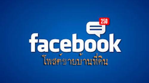 รับโพสต์เฟสบุ๊ค-ขายบ้าน ที่ดิน ลงในกลุ่มอสังหา และ กลุ่มโพสต์ประกาศชื่อดัง ในเฟสบุ๊ค  จำนวนสมาชิก ตั้งแต่ 10,000คน ถึง 740,000 คน   เพื่อเพิ่มโอกาสในการขาย ได้มาก