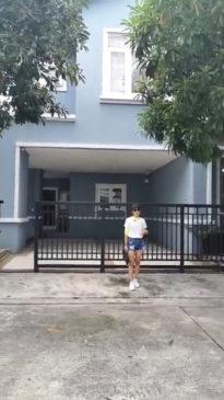 ขายบ้านเดี่ยวปัญจทรัพย์พาร์ก ปิ่นเกล้าหลังมุมสวย,บ้านเดี่ยว-ปิ่นเกล้า