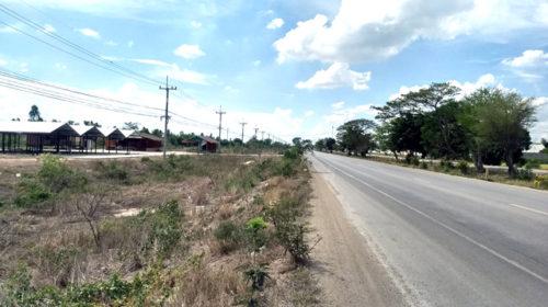 ขายที่ดินติดถนน347 อยุธยา บางปะอิน-บางปะหัน หน้ากว้าง 120 เมตร  ตรงข้ามโรงงานยาคูลย์  ขายไร่ละ 5.4 ล้าน ขายถูกสุดกว่าใกล้เคียง