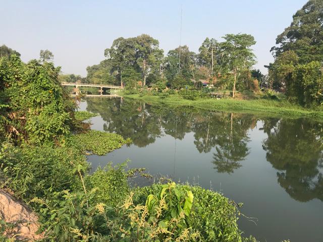 ขายที่ดินในเมืองนครนายกติดแม่น้ำ