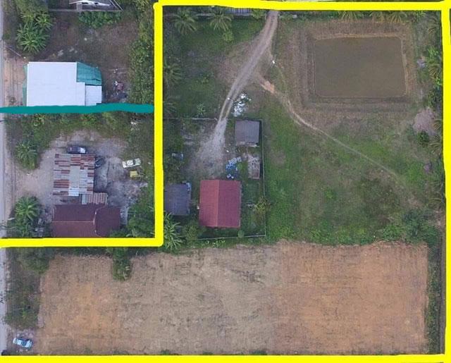 ขายที่ดินทำเลดีแม่สายใกล้ด่านพรมแดนไทยพม่า