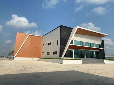 โรงงานสร้างใหม่ไทรใหญ่ อำเภอไทรน้อย นนทบุรี