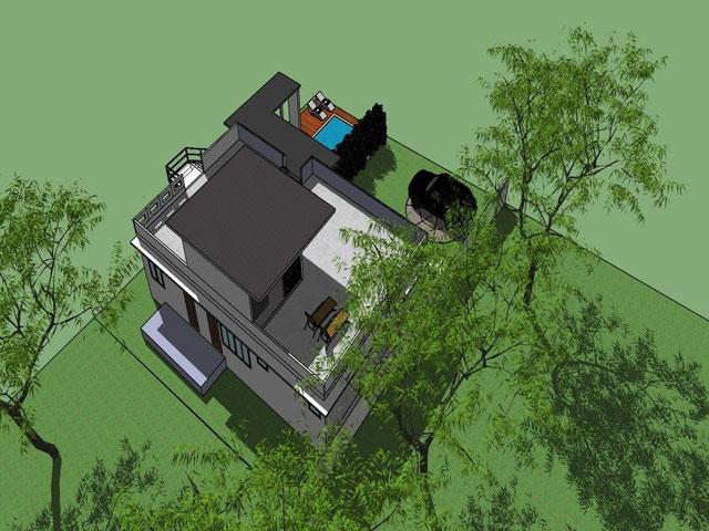 ขายบ้านที่ดินเกาะสมุย ที่ดินเหมาะสร้างบ้าน บ้านเดี่ยวกู้ได้เต็ม