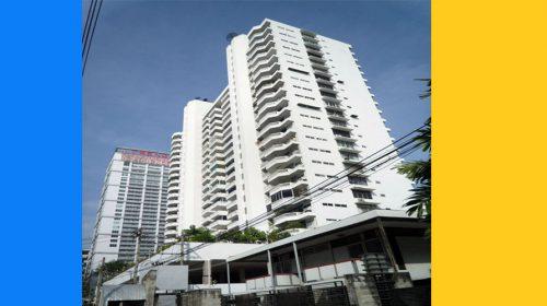 4Bedroom Condo Sukhumvit19 Sale Grand Ville House2 near BTS Asoke and MRT Sukhumvit