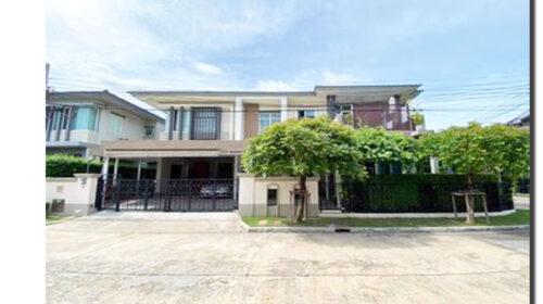 ขายบ้านเดี่ยวCASA GRAND Phetkasem Sai1  บ้านหรูพุทธมณฑลสาย1 คาซ่าแกรนด์บ้านเดี่ยวหรูหลังใหญ่ย่านบางแค
