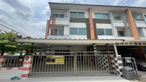ขายทาวน์โฮมThe Trust City งามวงศ์วาน25    บ้านสวยคัดแล้ว  ราคาดีคุ้มค่าลงทุน