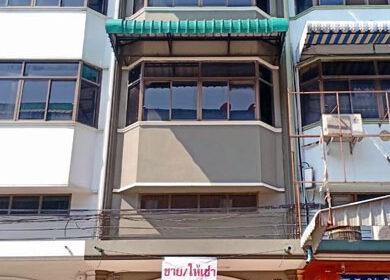 ขายอาคารพานิชย์เพชรเกษม69  ขายตึกแถวเขตบางแค เหมาะทำ ร้านอาหาร ร้านค้า  คลังสินค้า ออฟฟิศ โฮมออฟฟิศ